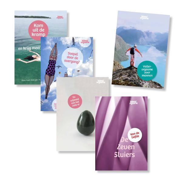 Vallei-orgasme brochures